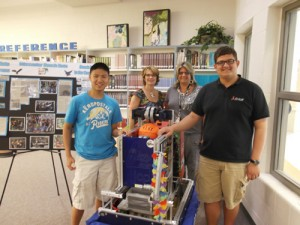 Local Robot Community Growing