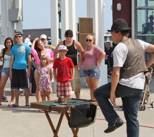OC Buskers No Longer Need To Register