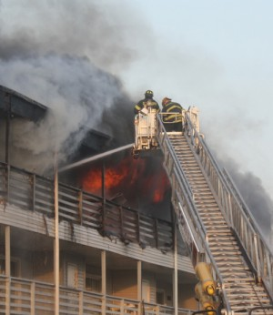Ocean City Fire Cause Undetermined