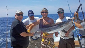 Season's First White Marlin Earliest Ever Hooked