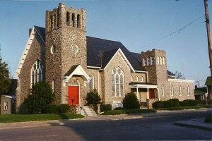 Stevenson Church Plans Centennial Celebration