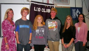 OC-Berlin Leo Club Installs New Officers