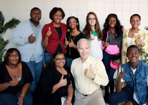 Tobacco Industry Magnate Visits Pocomoke High As Part Of Red Ribbon Week