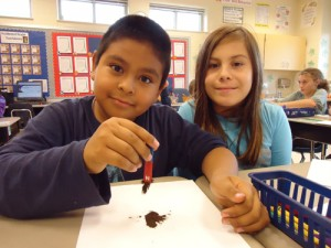 OC Elementary Students Work Together To Discover Properties Of Magnetic Fields