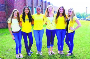 SD High Participates In Livestrong Day