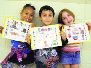 OC Elementary Students Share Assignment About Names