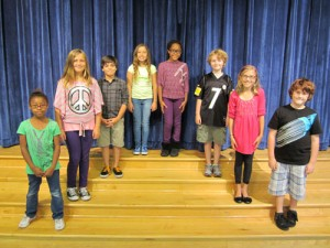 OC Elementary Students Enjoy Anti-Bullying Pep Rally