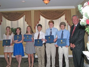 Academic Awards Held By Most Blessed Sacrament Catholic School
