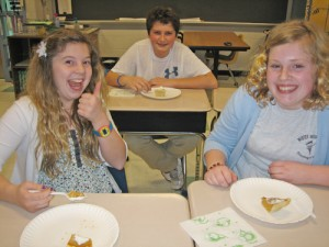 "SD Middle Celebrates Annual ""Pi"" Celebration"