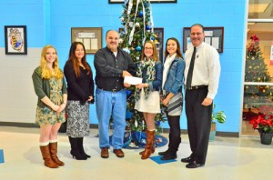 Stephen Decatur Nation Honor Society Raise Money For Believe In Tomorrow