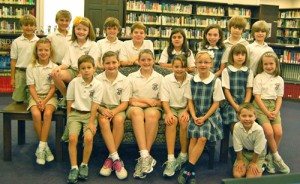 Worcester Prep's Guerrieri Library Holds Lower School Summer Competition