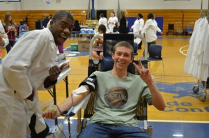 SD High School Key Club Hosts Blood Drive