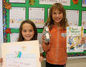 OC Elementary Students Work On Book Reports