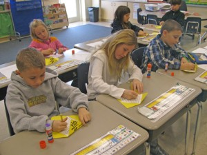 OC Elementary Students Make New Year's Resolutions And Educational Goals