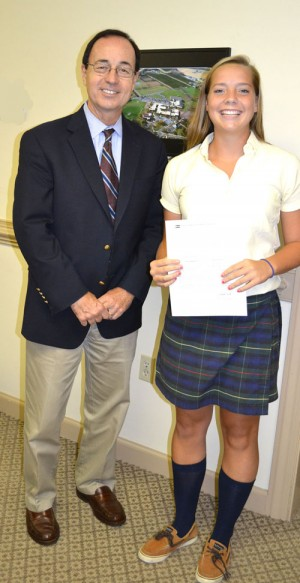 Souleé Named Semifinalis In National Merit Scholarship