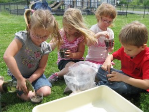 OC Elementary Students Learn About Plants