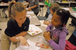 OC Elementary Students Learn To Compute Division With Remainders