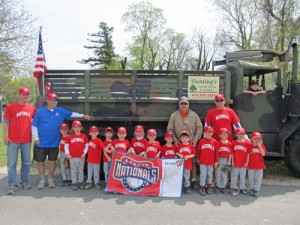 Hundreds Of Kids Participate In Berlin Little League Season Opening