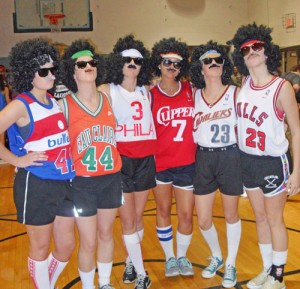 SDHS Class Of 2012 Raise Over $1,500 With Dodgeball Tournament