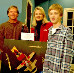 Art Show Held By Worcester Prep Middle School