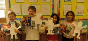 OC Elementary Students Make Models Of Possible Careers