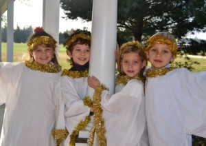 Students To Be Angels In Worcester Prep Annual Christmas Candlelight Program