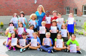 OC Third Grade Class Write Thank You Letters To OC Firefighters