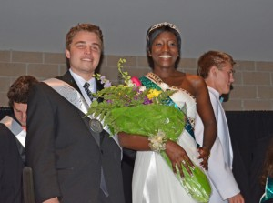 SD High School Prom King And Queen Crowned