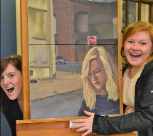 Worcester Prep Holds Art And Media Show
