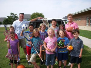 OC Elementary School Participates In Global Gear Drive