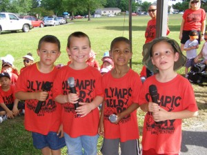 SH Elementary Celebrates Olympics At A Field Day