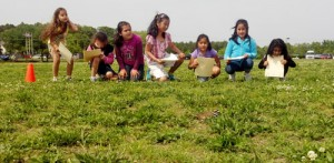 OC Elementary English Language Learners Learn About Signs Of Spring