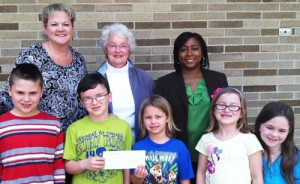Showell Elementary Students Collect 65,807 Pennies And Donate To Favorite Community Project
