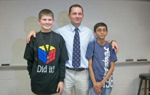 SD Middle School Student Solves Rubik Cube In Average Of 44.9 Seconds