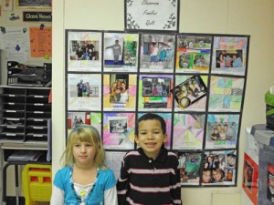 Showell Elementary Students Create Colonial Family Quilt