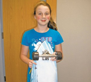 SD Middle School Student Wins Long Board Raffle