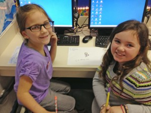 Showell Elementary Third Graders Create A Script Using Idioms To Create Short Video Clip