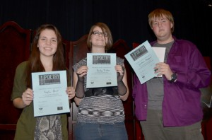 SD High Holds Poetry Out Loud Competition