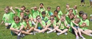 OC Elementary Students Hold Field Day