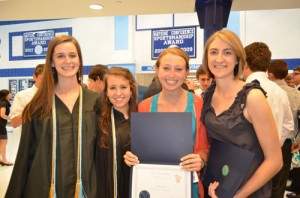 SD High Inducts Fourth Class Into Mu Alpha Theta