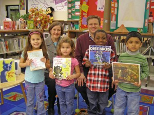 Snow Hill Rotary Club Donates Books To Snow Hill Elementary