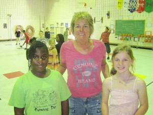 Buckingham Elementary Raises $5,800 For Amercian Heart Association