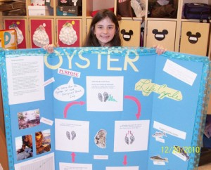OCES Submitted 104 To Science Fair