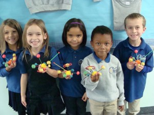 Seaside Christian Academy Students Learn About The Solar System
