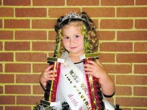 Worcester Prep Pre-K Students Wins Little Miss Greenbackville, Little Miss Virginia And Little Miss Delmarva