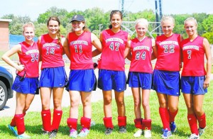 Worcester Prep Field Hockey Team Takes Second In 2012 Betty Lang Memorial Tournament