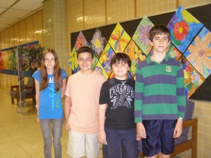 Berlin Intermediate Students Excell In Accelerated Reader Program