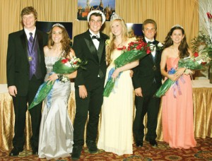 Worcester Prep's Prom King And Queen Crowned