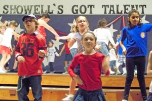 Annual Talent Show Held At Showell Elementary