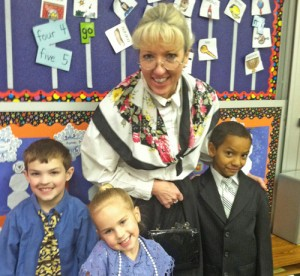 Showell Elementary Celebrates 100th Day Of School